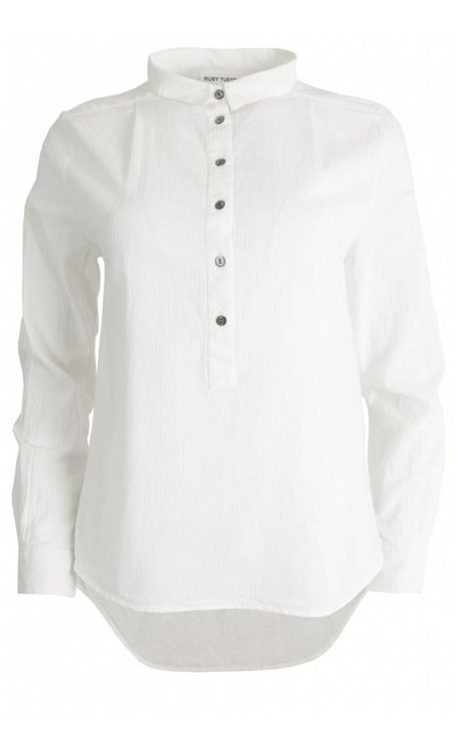 Ruby Tuesday Jasmin Blouse Bright White