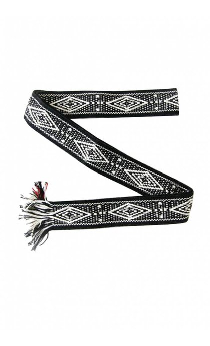 Bands of LA Free Spirits Belt Bliss Black