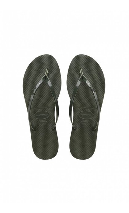 Havaianas You Olive Green