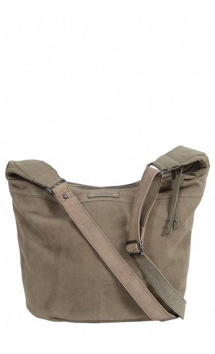 Becksondergaard Beck Leather Bag Army