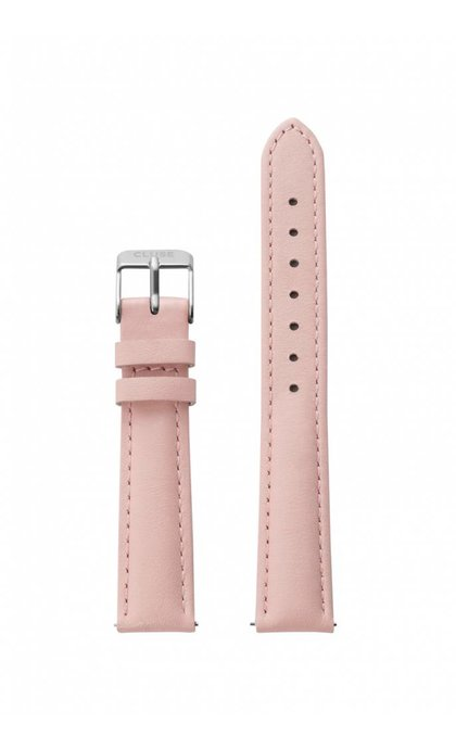 Cluse Minuit Strap Pink/Silver