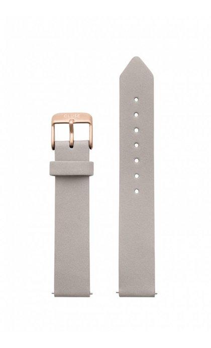 Cluse La Roche Petite Strap CLS413  Grey/Rose Gold