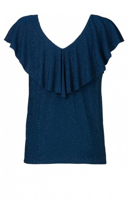 Modstrom Caisa Top Rich Blue