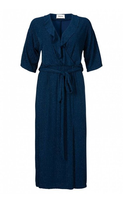 Modstrom Caisa Dress Rich Blue