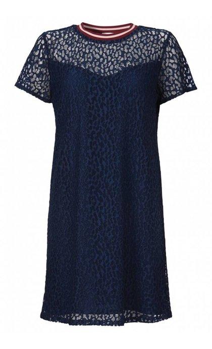 Modstrom Caitlyn Dress Rich Blue