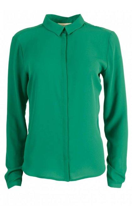 Modstrom Cyler Collar Shirt Ming Jade
