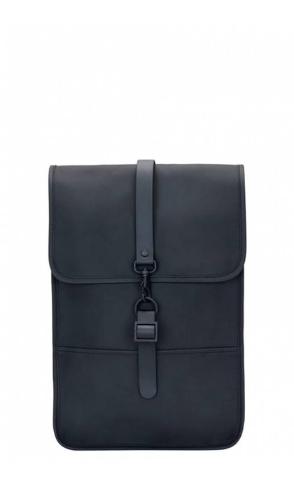 Rain Backpack Mini Black