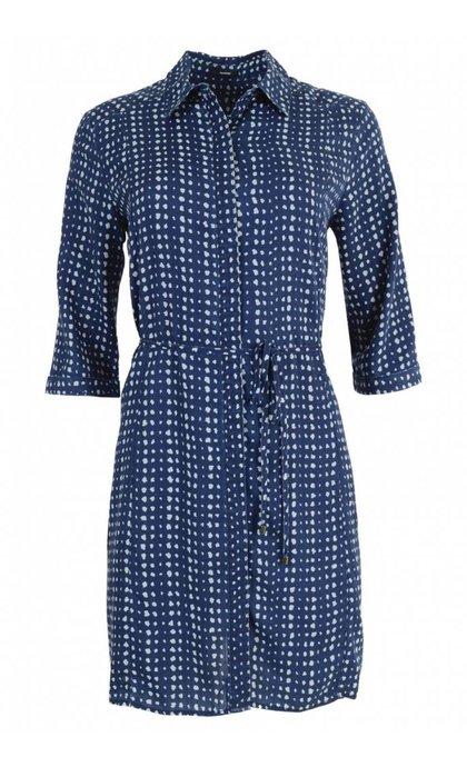 Denham Uptown Shirt Dress SDIT Indigo