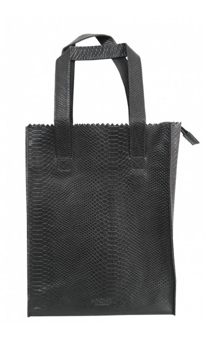 MYOMY Do Goods Long Handle Zip Anaconda Black