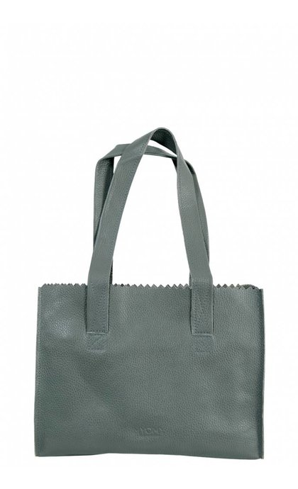 MYOMY Do Goods Handbag Rambler Storm Grey