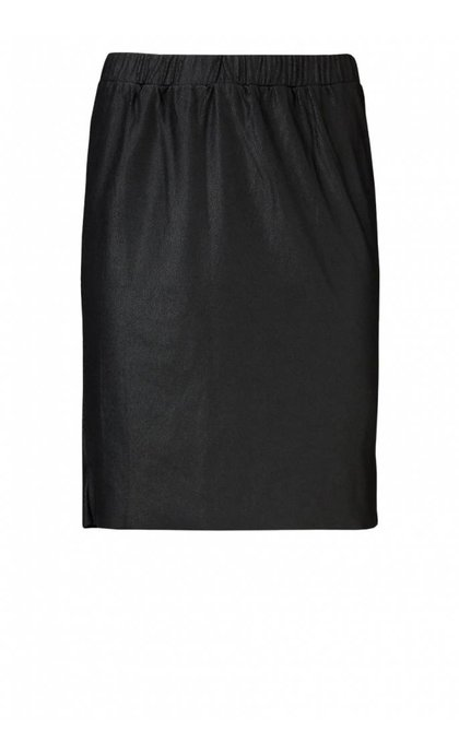 Modstrom Ava Structure Skirt Black