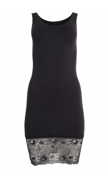 Minus Minna lace Top Black