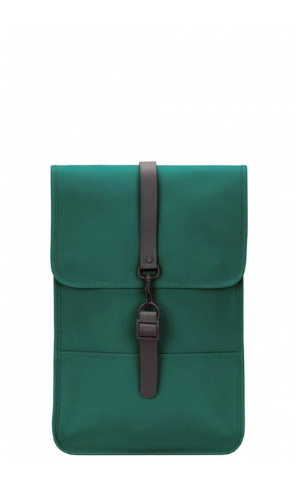 Rain Backpack Mini Dark Teal