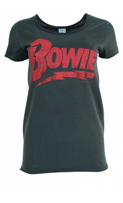 Amplified David Bowie Logo T-Shirt
