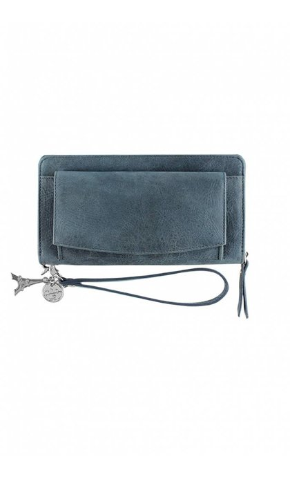 By LouLou SLB Bovine Jeans Blue