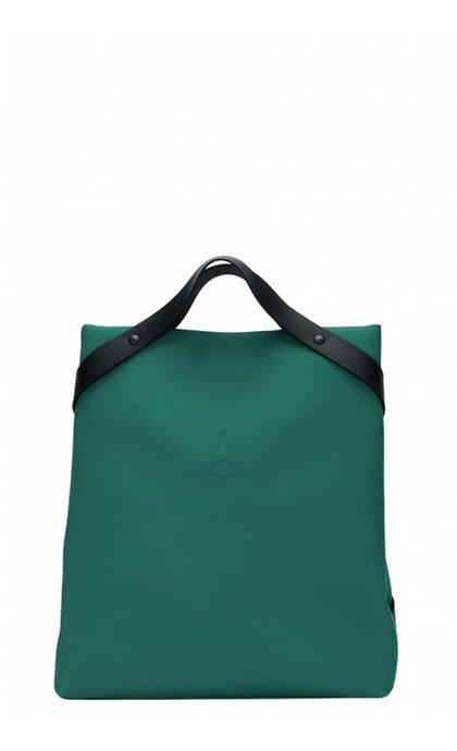 Rains Shift Bag Dark Teal