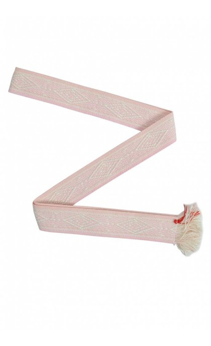 Bands of LA Free Spirits Belt Pink