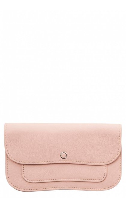 Keecie Cat Chase Wallet Medium Soft Pink