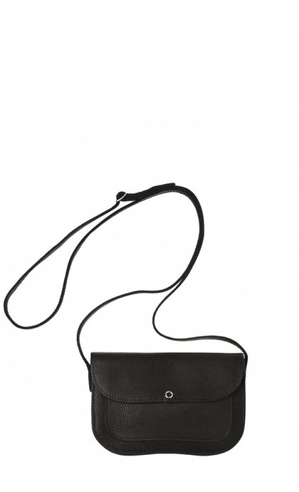 Keecie Cat Chase Wallet Bag Black