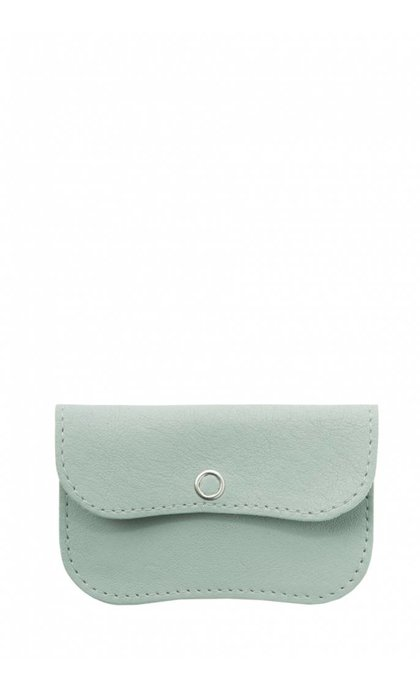 Keecie Mini Me Wallet Dusty Green