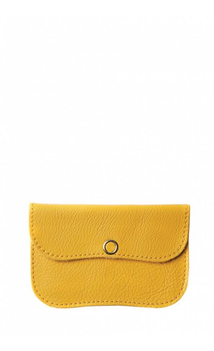 Keecie Mini Me Wallet Yellow