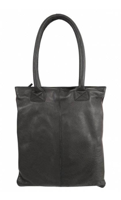 Elvy Felie Small Shopper Black