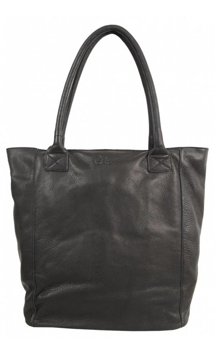 Elvy Marie Big Shopper Black