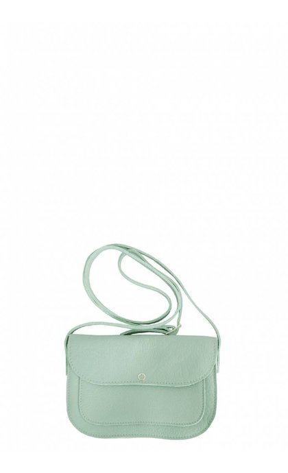 Keecie Cat Chase Wallet Bag Dusty Green
