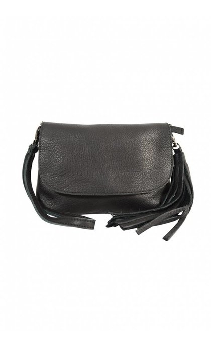 Elvy Gigi Little Festival Bag Black