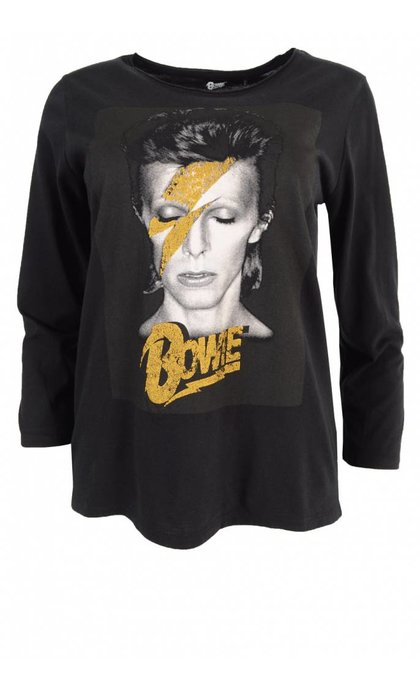 MKT Studio Tulipe Bowie Shirt Black