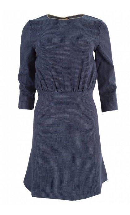 MKT Studio Roltara Dress Blue