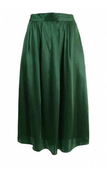 Leon & Harper Jamy Skirt Green