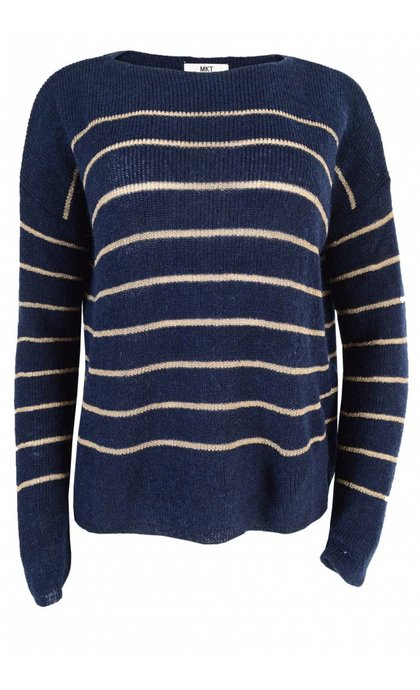 MKT Studio Kold Knit Navy