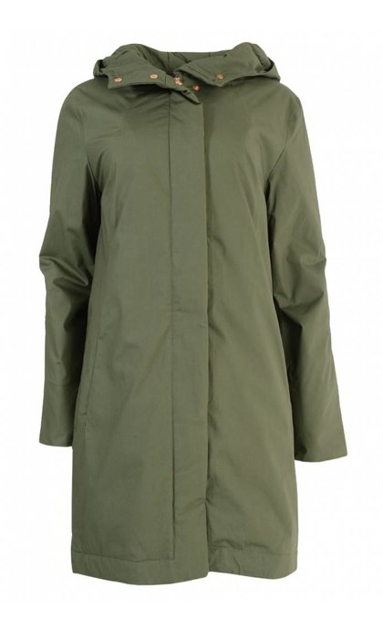 Langerchen Coat Ariza Military