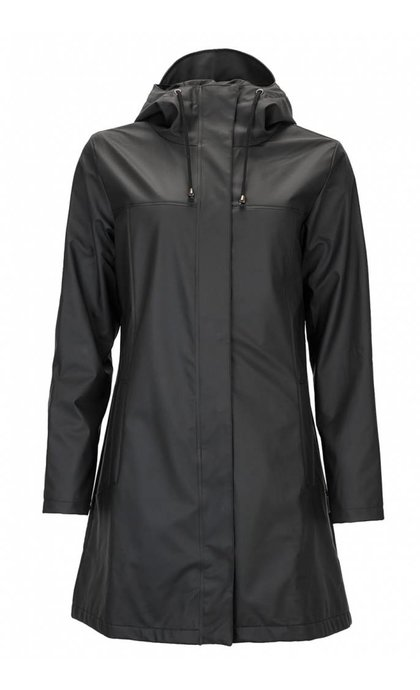 Rain Firn Jacket Black