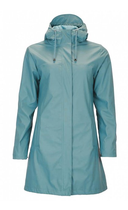 Rains Firn Jacket Pacific