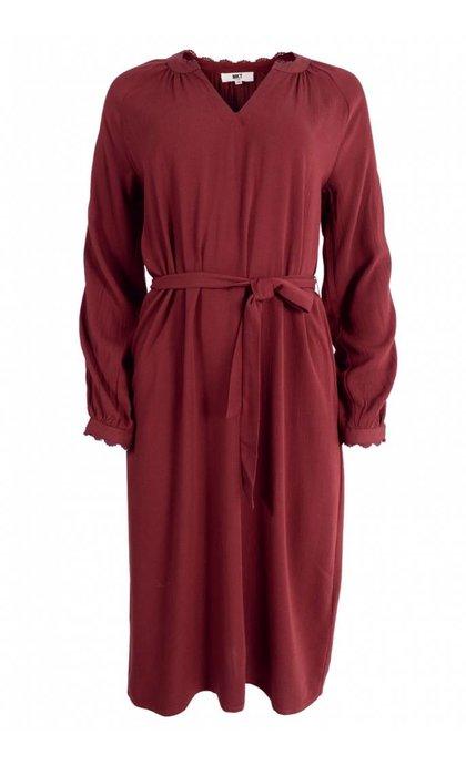 MKT Studio Ritille Dress Rust