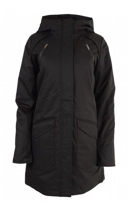 Elvine Kate Jacket Black Anti Black