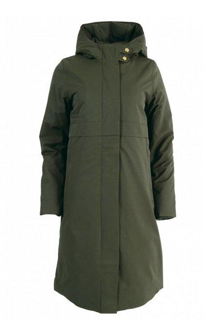 Elvine Nicole Jacket Army Green