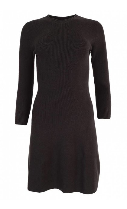 Tiger of Sweden Alisma Manmade Dress Black