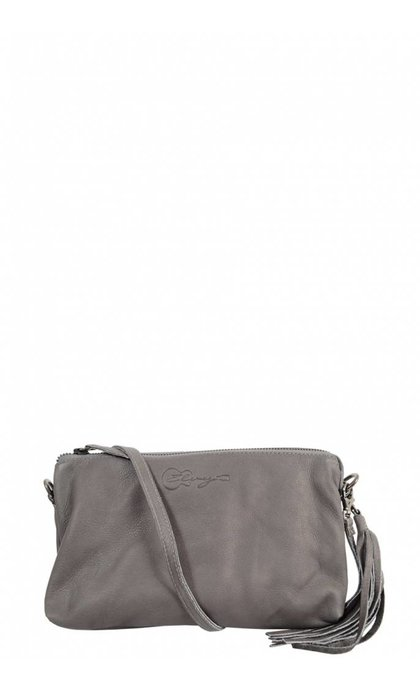 Elvy Jolie Zipperbag Nightgrey