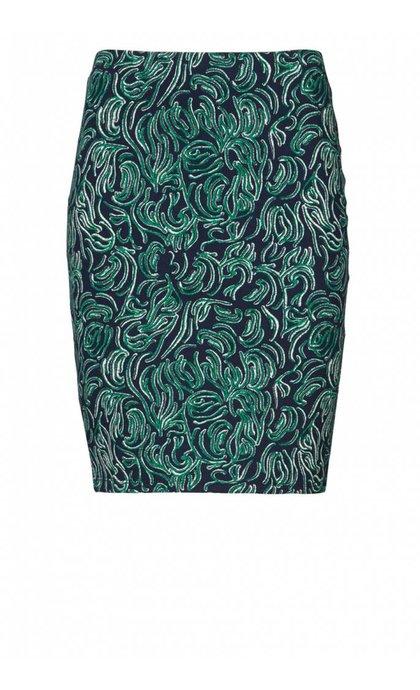 Modstrom Coco Print Skirt Twigs