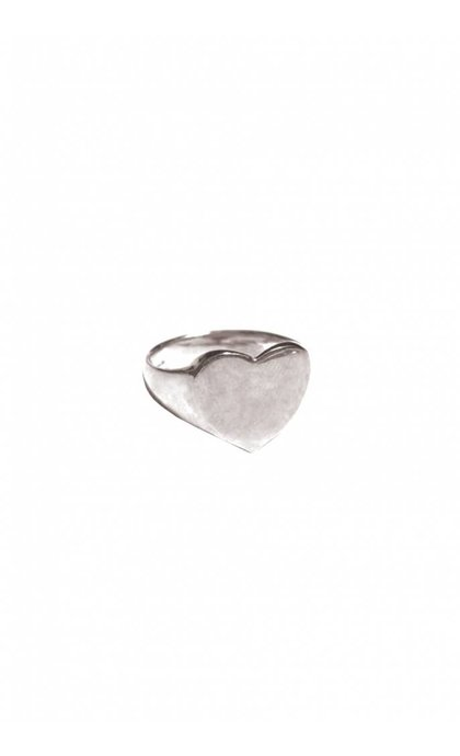 Fashionology Love Ring Silver