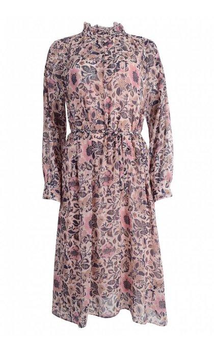 Second Female Laisa Dress Cameo Rose