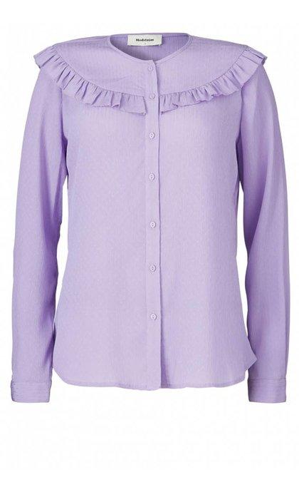 Modstrom Denzel Shirt Lavender