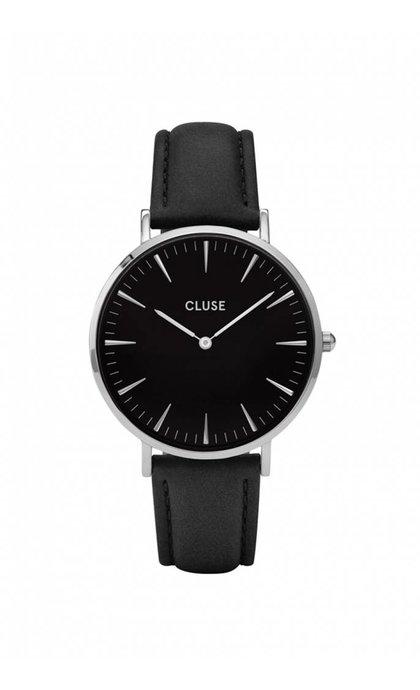 Cluse La Boheme Silver Black/Black