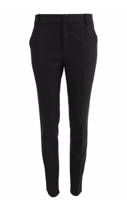 Second Female Kaleem Trousers Black