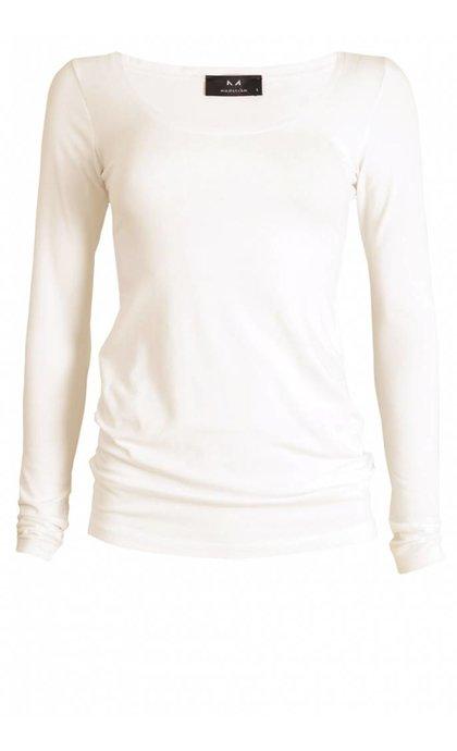 Modstrom Basics Turbo Basic T-Shirt Vanilla