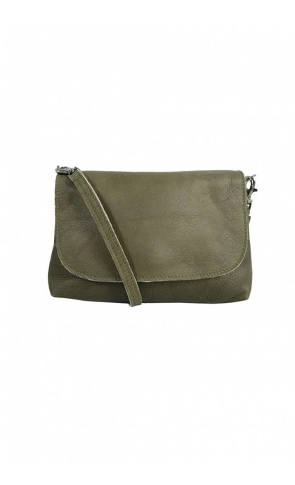 Elvy Gigi Little Festival Bag Muschio