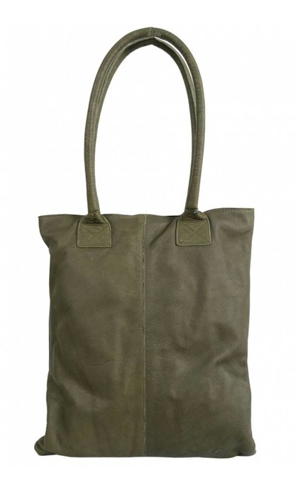 Elvy Felie Small Shopper Bag Muschio